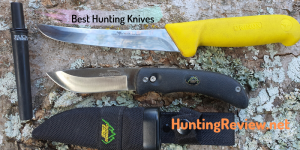 Best Hunting Knives-My Two Favorites