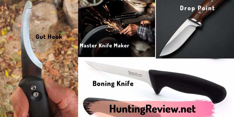 7 Best Hunting Knives Buyers Guide 2020 Huntingreview Net