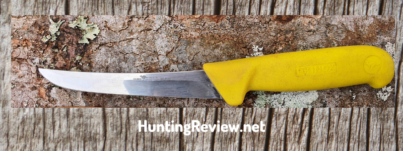 Boning Knife For Deer Hunting