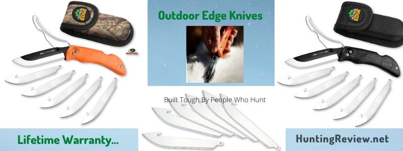 Outdoor Edge RazorPro Blades
