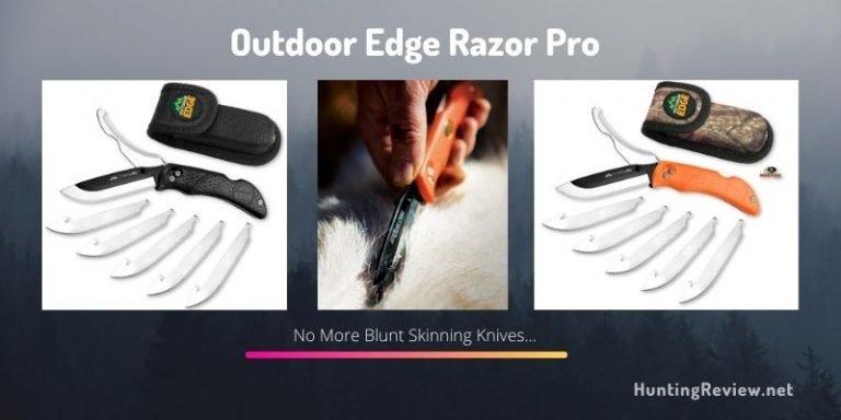 Outdoor Edge Razor Pro Review