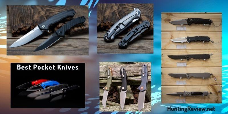 Pocket Knives for Hunting