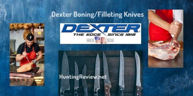 Dexter Boning and Fillet Knives