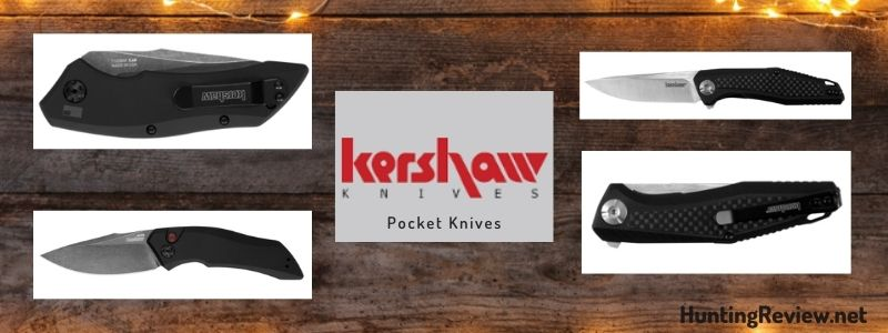 Kershaw Folding Pocket Knives