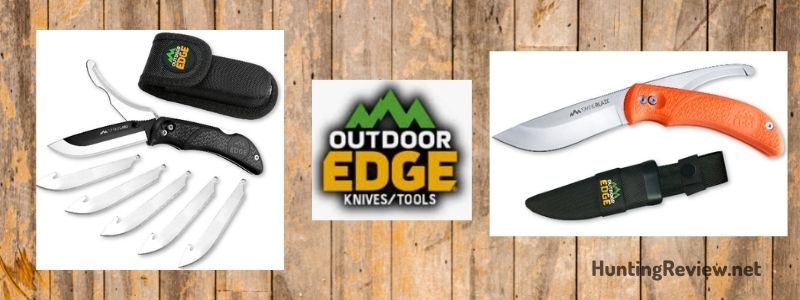 Outdoor Edge Folding Knives